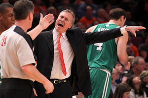"Mike D'Antoni says, ""WELL YOU KNOW WHAT? THIS IS MY INSIDE VOICE!"""