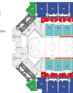 Barclays center seating chart medium also islanders moving to brooklyn but will hockey work at rh sbnation
