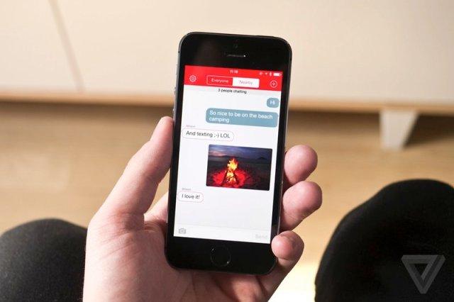 FireChat, l'application qui permet de discuter, même sans accès à un réseau mobile