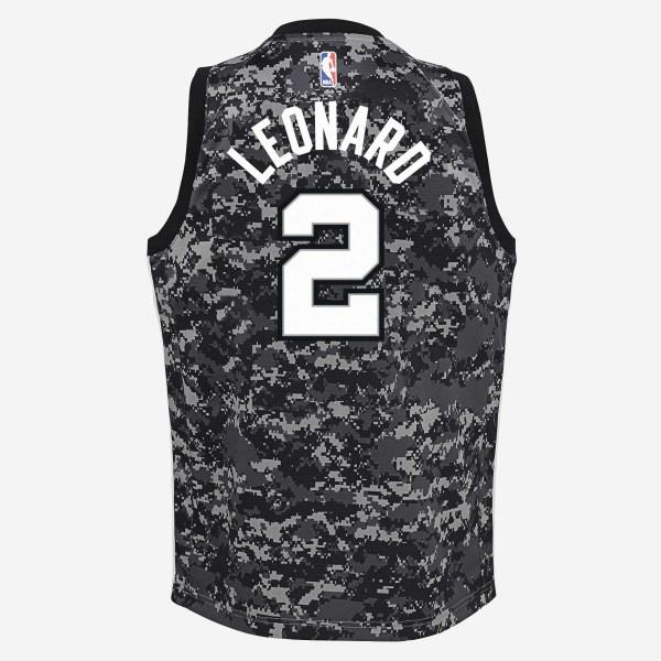 80d7a6a507e Nike Nba San Antonio Spurs Kawhi Leonard City Edition - Year of ...