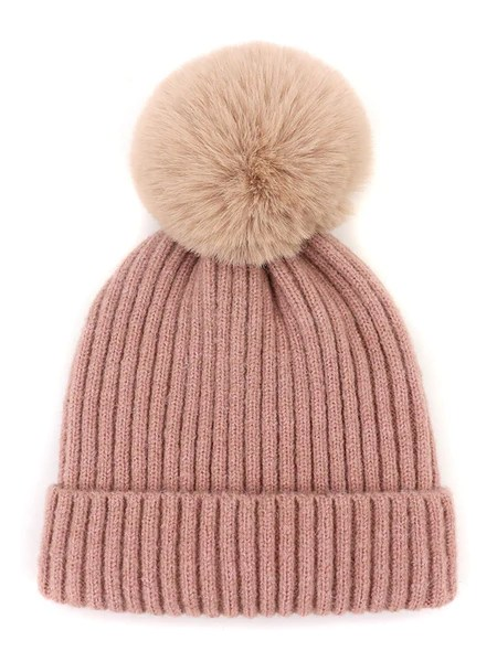 Womens Wool Warm Knitted Hats  NORACORA