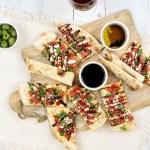 Easy Entree Sharing Platter Ideas Artisan Appetite Il Uno Artisan