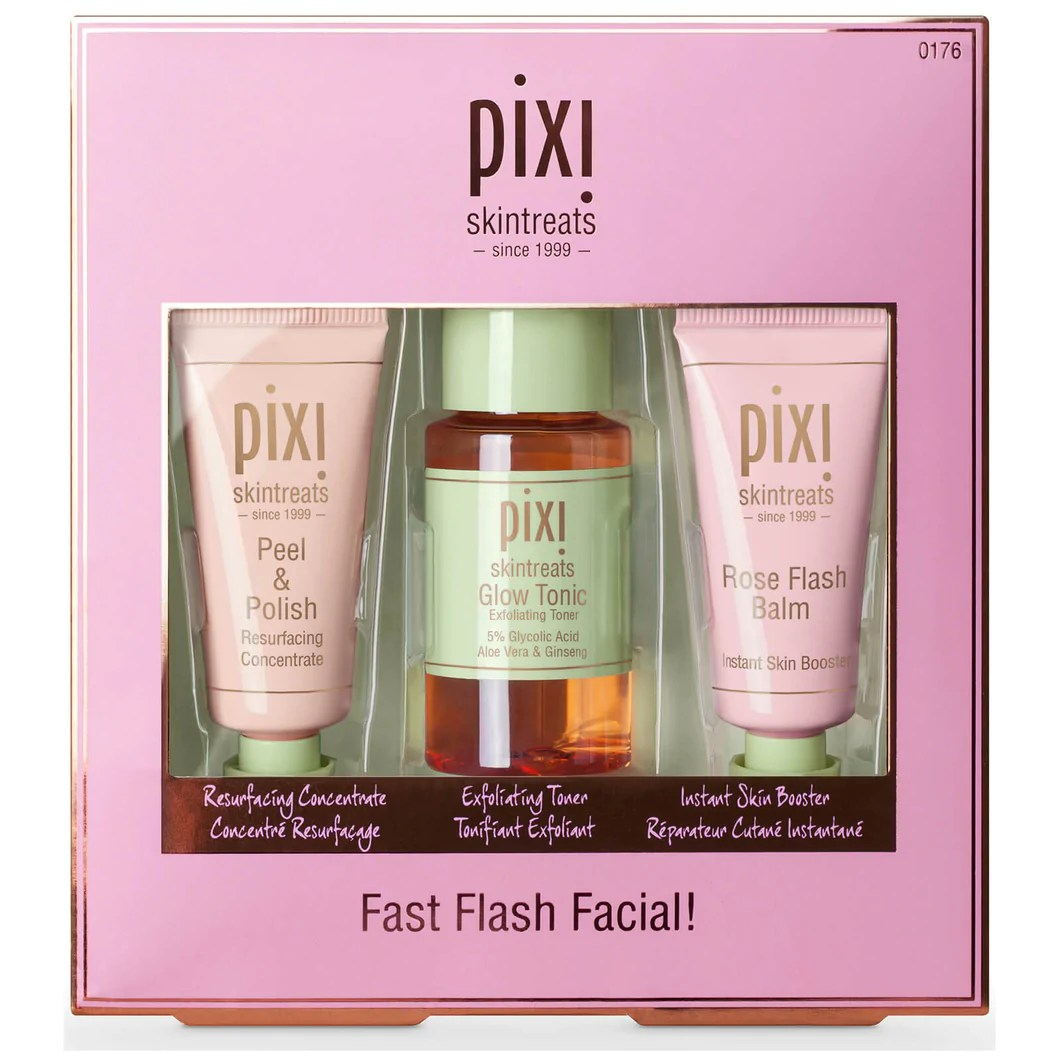 Pixi Fast Flash Facial Mini Set South Africa