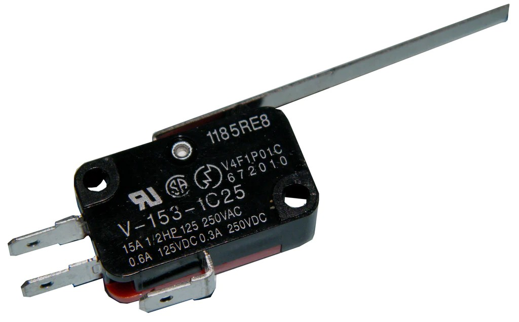 Parts Express Spdt Snapaction Standard Micro Switch