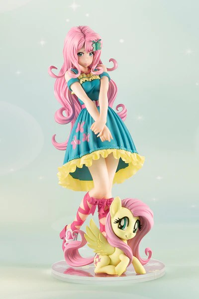 Fluttershy My Little Pony Bishoujo Pre Order Solaris Japan