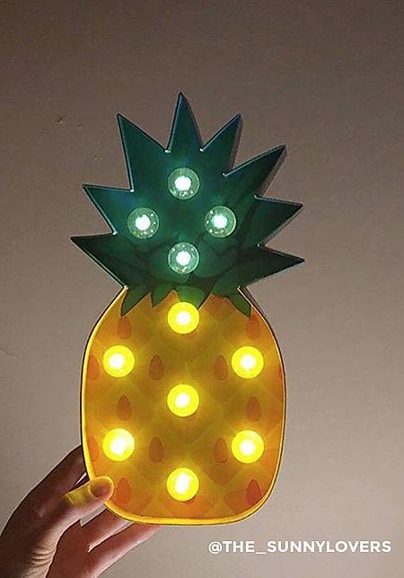Pineapple Lights