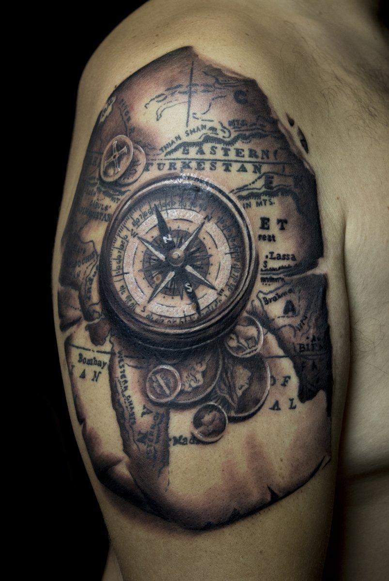 Tattoo Weltkarte Wandtattoo Weltkarte Trenddeko Ch