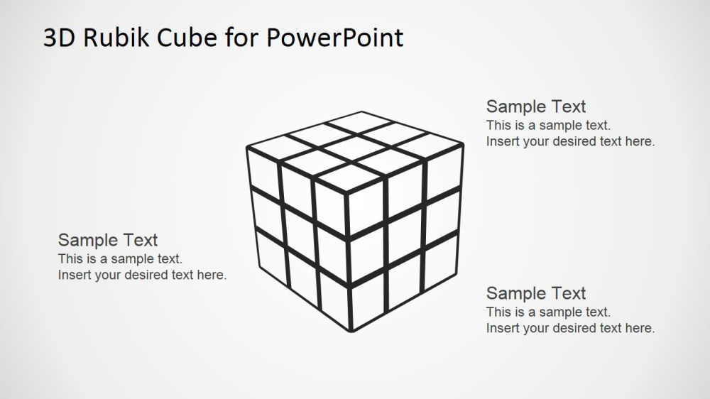 medium resolution of  rubik s cube outline for powerpoint