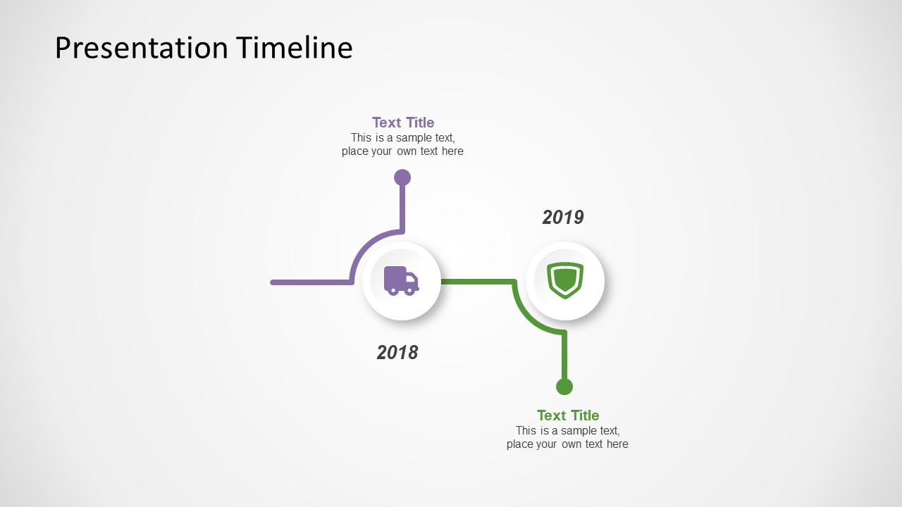 Presentation Timeline Concept for PowerPoint - SlideModel