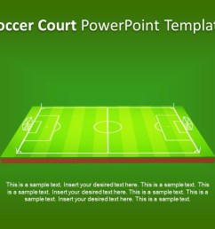 presentation of 3d animated game football field slide players clipart  [ 1280 x 720 Pixel ]