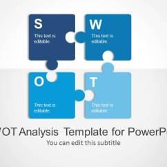 Business Process Flow Diagram Symbols 2003 Pontiac Grand Prix Engine Swot Analysis Powerpoint Template - Slidemodel