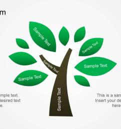 tree diagram illustration for powerpoint [ 1279 x 720 Pixel ]