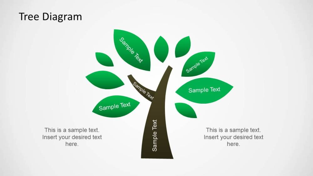 medium resolution of tree diagram illustration for powerpoint