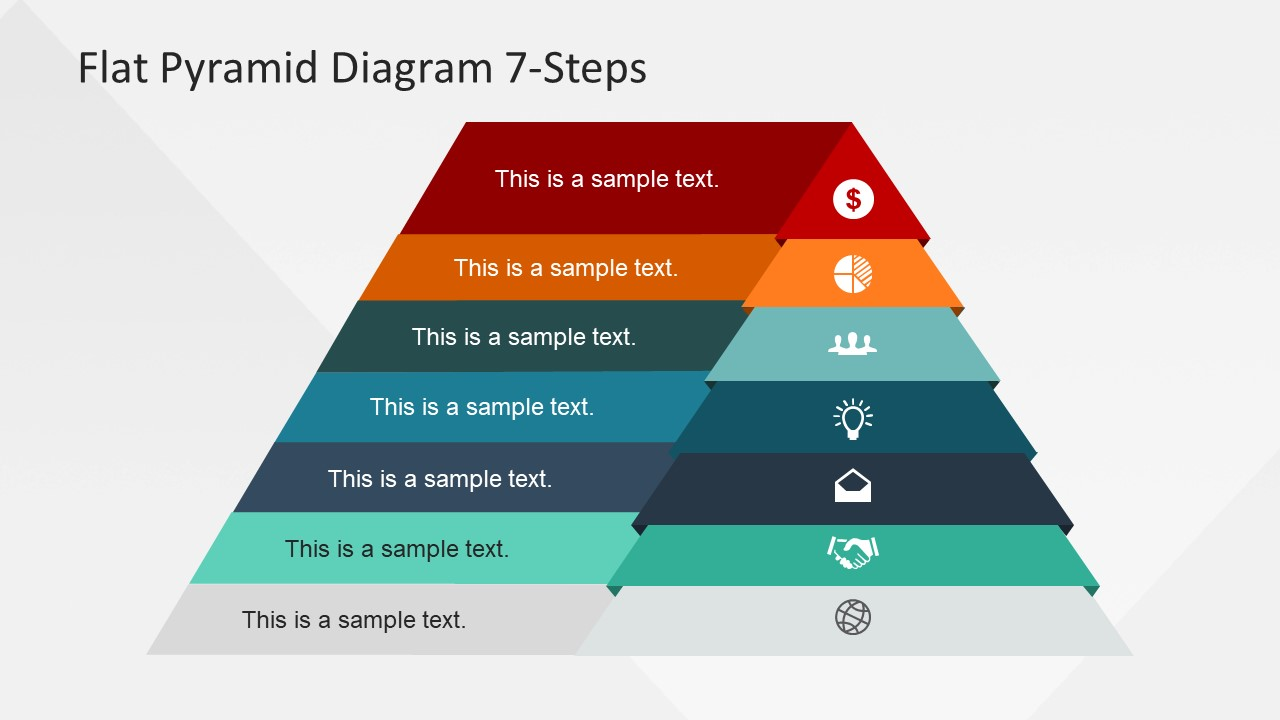 when to use data flow diagram dressage arena print creative pyramid design - slidemodel