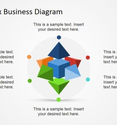 3d circular flow diagram in powerpoint using shapes 3d complex business diagram for powerpoint  [ 1280 x 720 Pixel ]