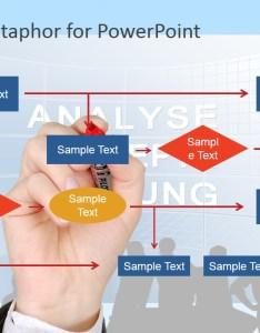 Swim lane diagram for powerpoint also flow chart template rh slidemodel