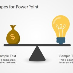 Powerpoint Decision Tree Diagram Air Compressor Wiring Seesaw Shape Diagrams For - Slidemodel