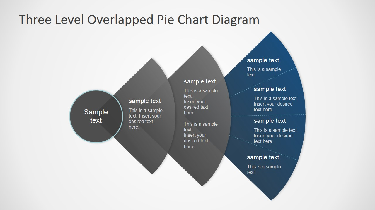 With Segmented Pie Chart Powerpoint Diagram Templates Graphics 712