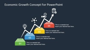 Economic Growth Concept for PowerPoint  SlideModel