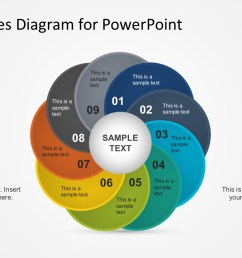 9 steps circles diagram powerpoint template  [ 1280 x 720 Pixel ]