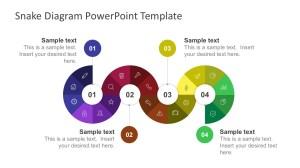 Snake Diagram for PowerPoint  SlideModel