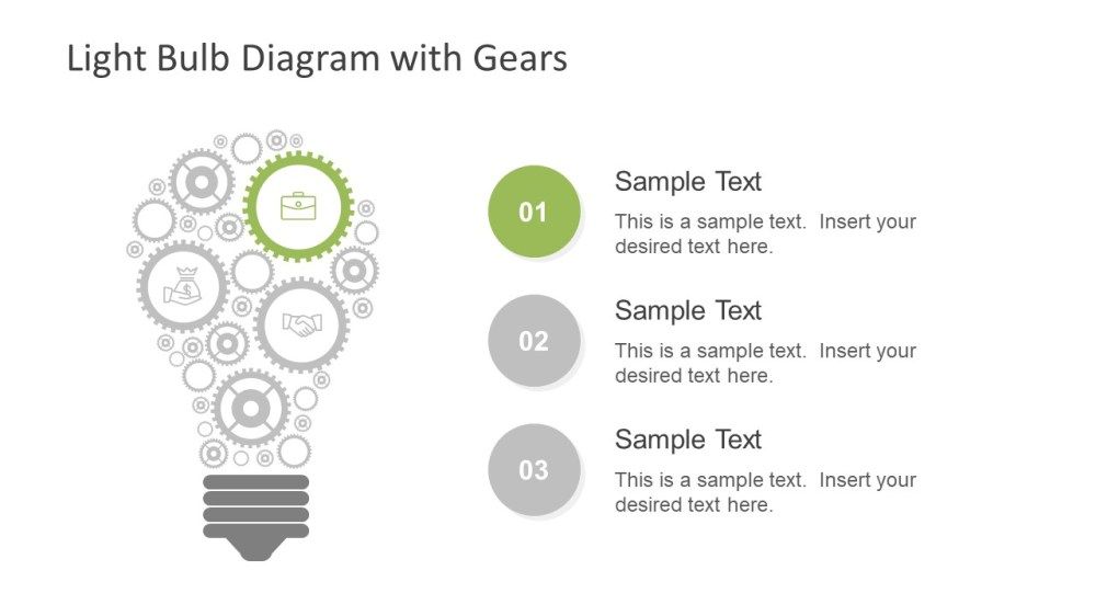 medium resolution of gear shapes in light bulb template innovative diagram of 3 stage gears template