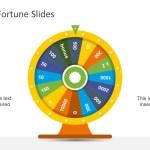 Wheel Of Fortune Powerpoint Template Slidemodel