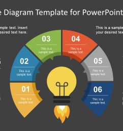 8 step powerpoint diagram editable powerpoint diagram cycle [ 1280 x 720 Pixel ]