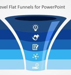 free ppt funnel diagram [ 1280 x 720 Pixel ]
