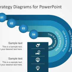 Free Circular Arrow Diagram Template 2016 F150 Subwoofer Wiring Business Strategy Powerpoint - Slidemodel