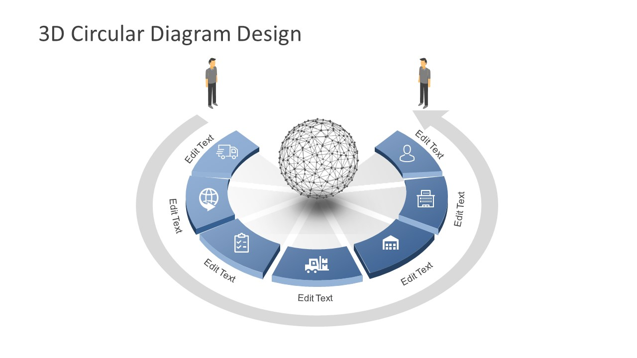 hight resolution of design of 3d core diagram layout diagram ppt value proposition