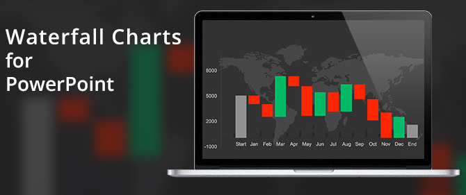 How To Create A Waterfall Chart In Powerpoint And Excel