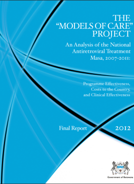 Model of Care Report 2012