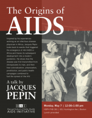 Origin of AIDS Book Cover