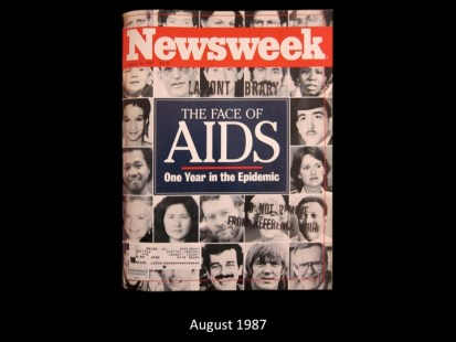 Newsweek Cover August 1987