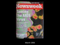 Newsweek Cover March 1993