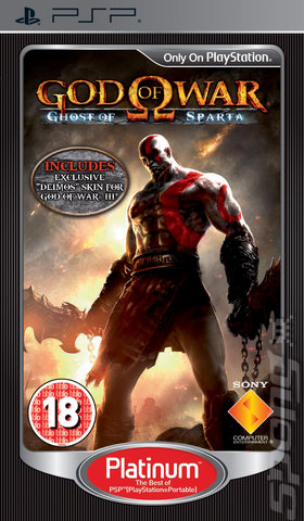 Covers Amp Box Art God Of War Ghost Of Sparta Psp 1 Of 3