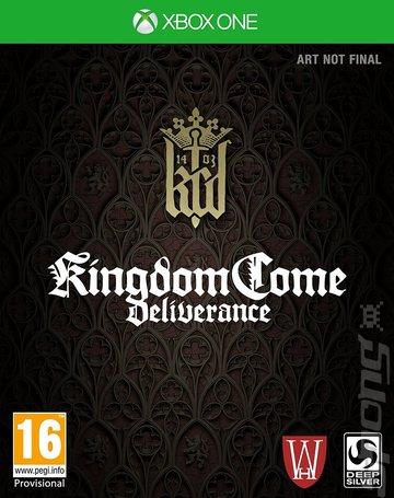 Covers Amp Box Art Kingdom Come Deliverance Xbox One 2