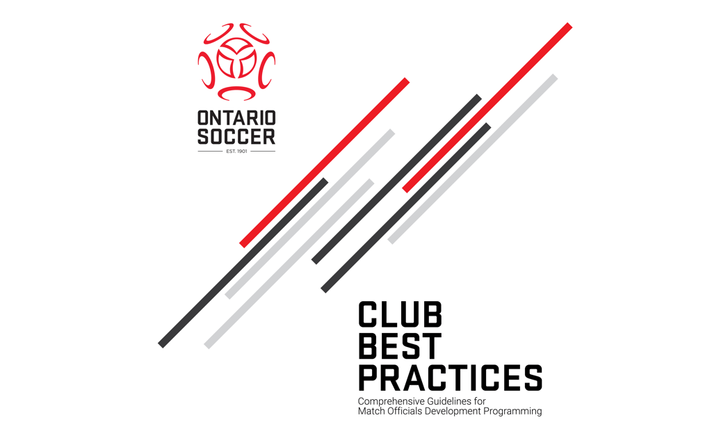 Ontario Soccer unveils Best Practices Guide for developing