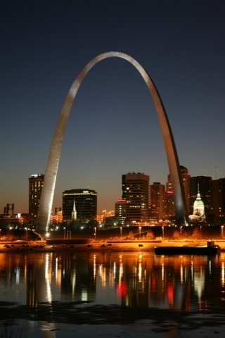 St Louis Blues Iphone Wallpaper Wallpaper St Louis Impremedia Net