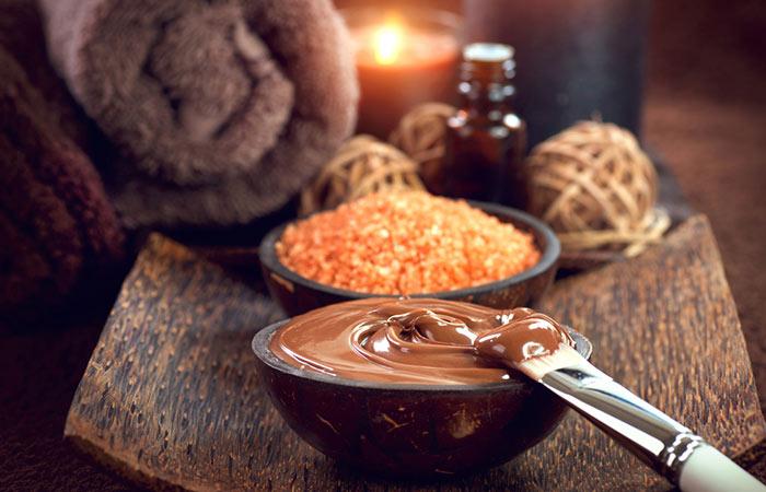 Cera de chocolate