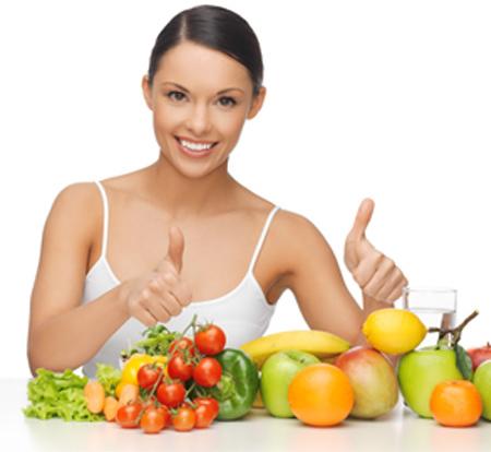 nutritious healthier eating