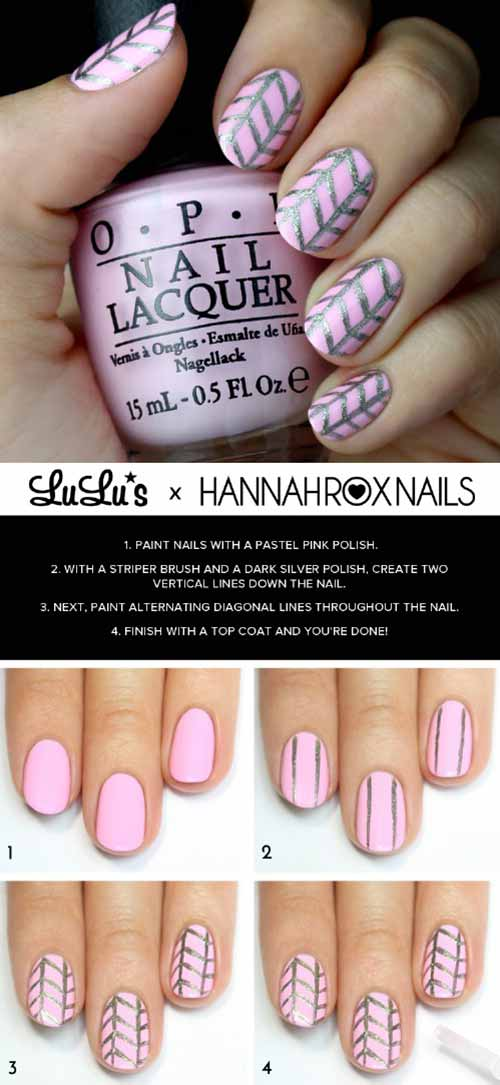 Simple And Easy Nail Designs Gallery Art 1000