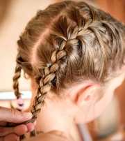 quick and easy braids kids