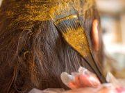henna hair growth