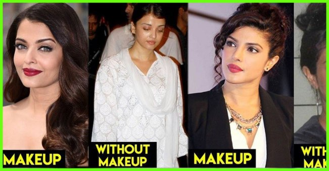 30 Pictures of Bollywood Hindi Actresses Without Makeup 2