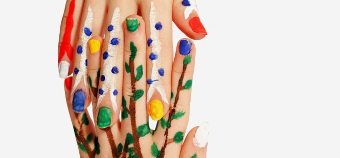 10 Best Easy Nail Art By Designs For Learners And Ners