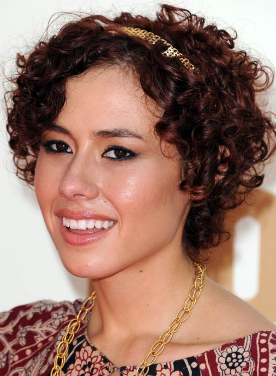 50 Hairstyles For Girls With Curly Hair