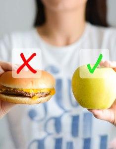 Junk food vs healthy also which is more healthier rh stylecraze