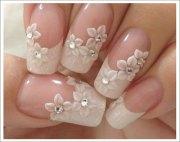stunning diy 3d nail design